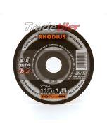 Cut Off Disk 115mm Non Ferrous (for aluminium / brass etc) - single disk / wheel