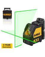 DeWalt DW088CG-XJ Green Laser Level