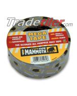 Duct/Gaffer Tape 50mm x 50 metre roll - silver