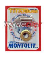 Montolit Scoring Wheel 245T- Titanium (fits MasterPiuma)