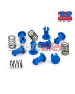 Montolit Masterpiuma Bed Retaining Clips and Springs