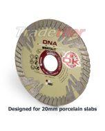 Montolit TXH 115mm (DNA) Diamond Wheel / Blade (for 20mm Porcelain)