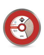 Rubi CPC Pro 250mm Diamond Wheel / Blade (25.4mm bore)