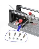 Rubi Machine Screws with Nuts (pack of 4)