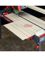 Rubi Supplement Table Extension for DV and DC Machines