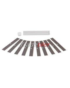 100mm Scraper blades (10 pack)