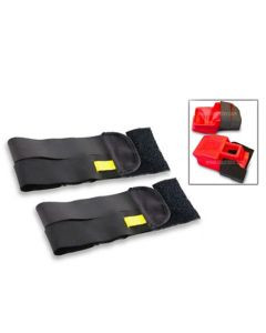 Pair of Replacement Knee Pad Straps for Alpro and Wohlpro