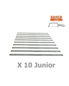 Junior Hacksaw Blades - Bahco (10pk)