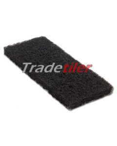 Emulsifying Pad - Coarse Black (abrasive particles)