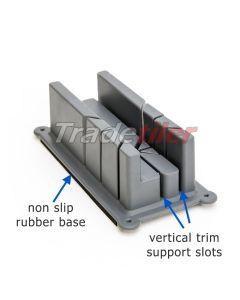 Genesis Premium Mitre Box for Tile Trim