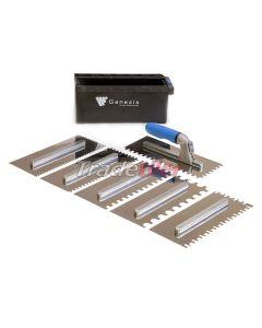 Genesis Stainless Steel Trowel Box Set