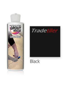 Universeal Grout Rescue - Colour & Seal 237ml Black