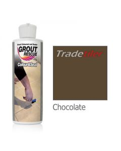 Universeal Grout Rescue - Colour & 237ml Seal Chocolate