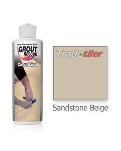 Universeal Grout Rescue - Colour & 237ml Seal Sandstone Beige