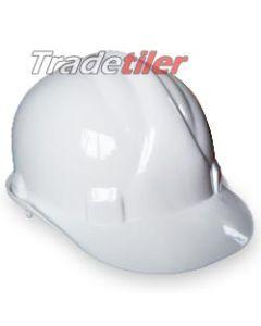 Site Helmet - White
