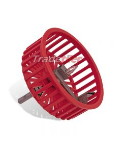 Adjustable Hole Cutter with Cage Guide(glazed ceramics use only)