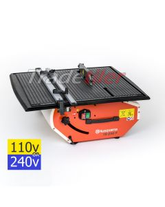 Husqvarna TS 230 F Wet Saw / Electric Tile Cutter (select voltage)