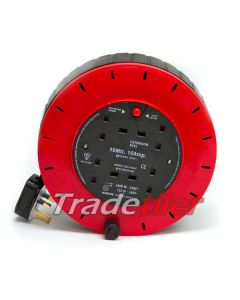 240v x 10 Metre Extension Reel / Lead / Cable