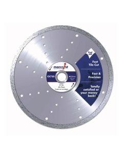 Marcrist CK750 250mm Diamond Wheel / Blade (25.4/30mm bore)
