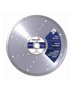 Marcrist CK750 200mm Diamond Wheel / Blade (30.0 / 25.4mm bore)