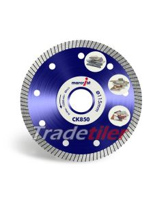 Marcrist CK850 115mm Diamond Wheel / Blade (22.2mm bore)