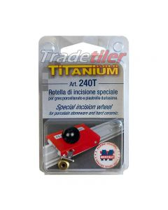 Montolit Scoring Wheel 240T- Titanium for Flash Line