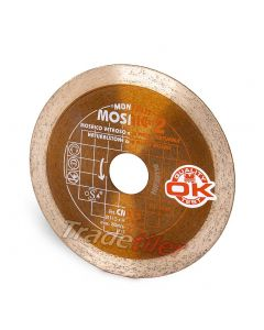 Montolit CM 115mm Glass and Stone Mosaic Diamond Wheel / Blade (22.2mm bore)