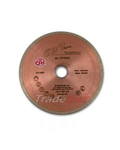 Montolit CPV Glass 200mm Diamond Wheel / Blade (25.4/30.0mm bore)