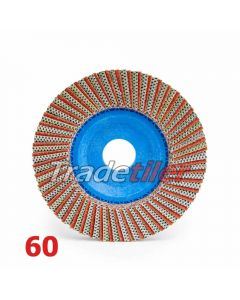 Montolit Fleximont GG Diamond Grinding Flap Wheel - 60 Grit