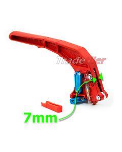 Montolit Incision Handle - Masterpiuma for 7mm Wide Rail