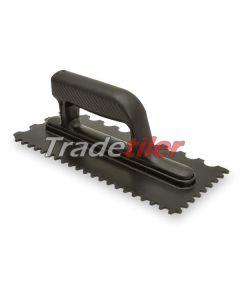 Plastic Trowel for Under Floor Heating