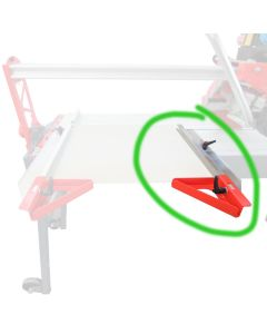Rubi Lateral Table Stop for DV/DC/DS/DX Machines
