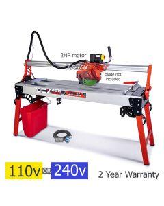 Rubi DCX-250 XPERT 1550 Wet Bridge Saw / Electric Tile Cutter (select voltage)