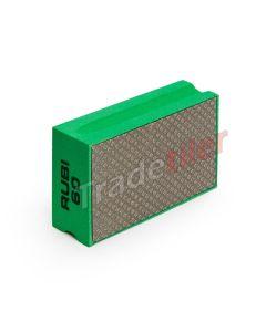 Rubi Diamond Hand Polishing Pad - 60 Grit - Green