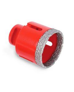 Rubi Dry Gres M14 Diamond Tile Drill Core 50mm