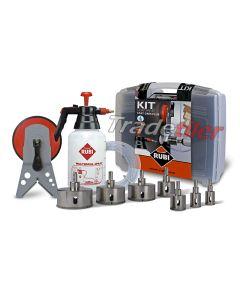 Rubi Easy Gres Diamond Tile Drill Plus Kit