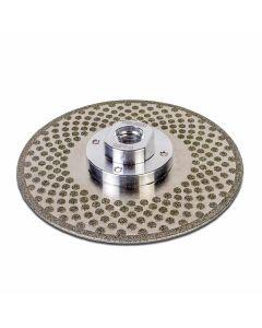 Rubi ECD Grinding Diamond Wheel / Vanity Blade M14 thread