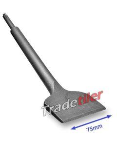 SDS PLUS 75 mm Tile Removing Chisel