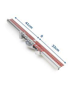 Sigma Measure Bar Ruler for 3 Series 41cm-0-33cm. (ART: 90LA)