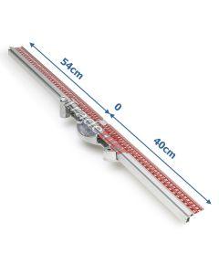 Sigma Measure Bar Ruler for 3 Series 54cm-0-40cm. (ART: 90LC)