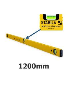 Stabila 1200mm Spirit Level (70-2-120)