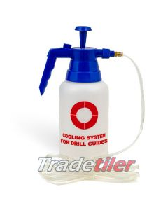 Cooling System for Tile Drill Guides