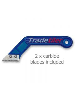 Grout Rake with 2 Blades